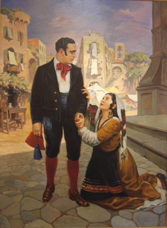 Cavalleria rusticana (Pietro Mascagni) (Rustic Chivalry ...