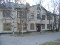 Building 8 in the Pervomayskaya street.